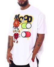 Makobi - Animated Mood T-Shirt (B&T)-2584114
