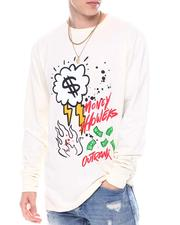 OUTRANK - Money Showers Ls Tee-2583273