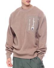 Champion - Sherpa Crew Sweatshirt-2583404
