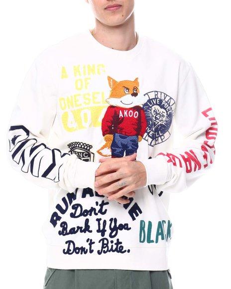 AKOO - SLICK CREW Sweatshirt