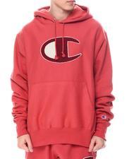 Champion - Chenille C Reverse Weave Hoodie-2583444