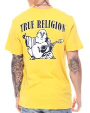 True Religion - BUDDHA LOGO CREW NECK TEE-2584373