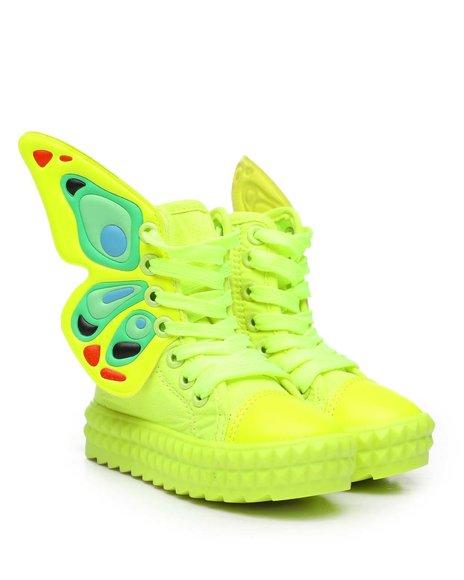 La Galleria - Butterfly Sneakers (5-10)