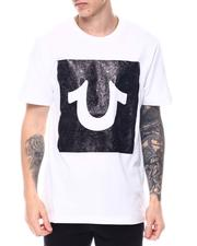 True Religion - SS Foil Box Logo Tee-2584340