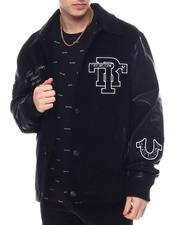 True Religion - Western Varsity Jacket-2584422