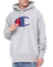 Champion - Chenille C Reverse Weave Hoodie-2584276