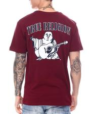 True Religion - BUDDHA LOGO CREW NECK TEE-2584379