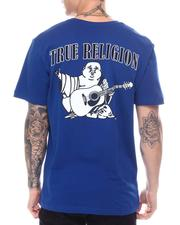 True Religion - BUDDHA LOGO CREW NECK TEE-2584386