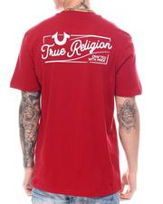 True Religion - WESTERN CREW NECK TEE-2584405