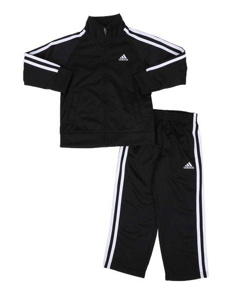 Adidas - 2 Pc Tricot Jacket & Track Pants Set (4-7)