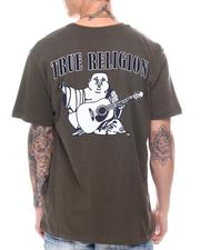 True Religion - BUDDHA LOGO CREW NECK TEE-2584366