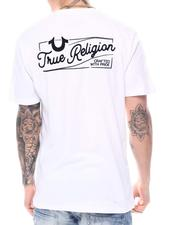 True Religion - WESTERN CREW NECK TEE-2584399