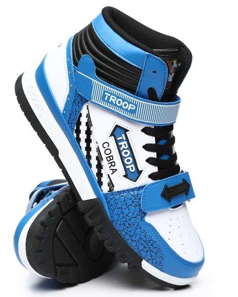 TROOP - Troop Cobra Mid Sneakers