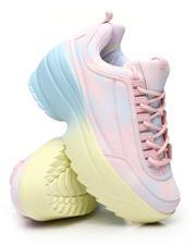 Fashion Lab - Platform Pastel Sneakers-2584323