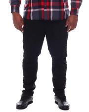 SMOKE RISE - Distressed Denim Jeans (B&T)-2584537