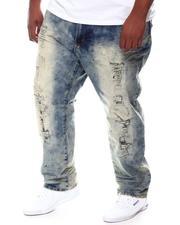 Makobi - Rip & Tear Denim Jeans (B&T)-2584964
