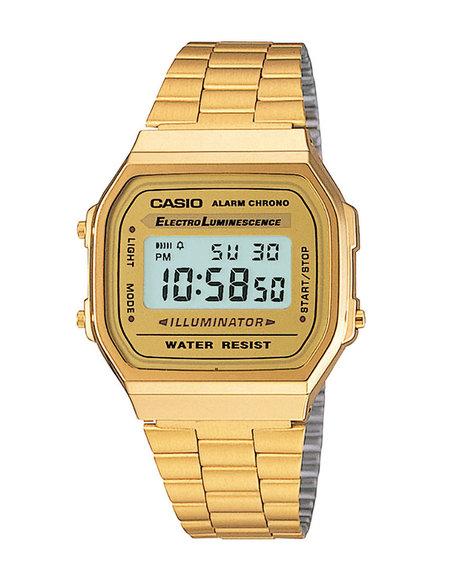 Casio - A168WG-9VT