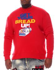 Pullover Sweatshirts - Get Your Bread Up Sweatshirt (B&T)-2583599