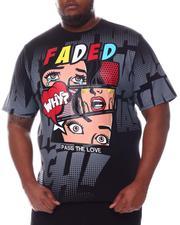 Buyers Picks - Faded Pass The Love T-Shirt (B&T)-2584511