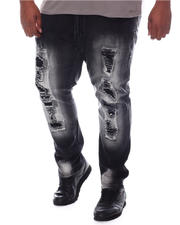 Jeans & Pants - Rip & Tear Denim Jeans (B&T)-2584689