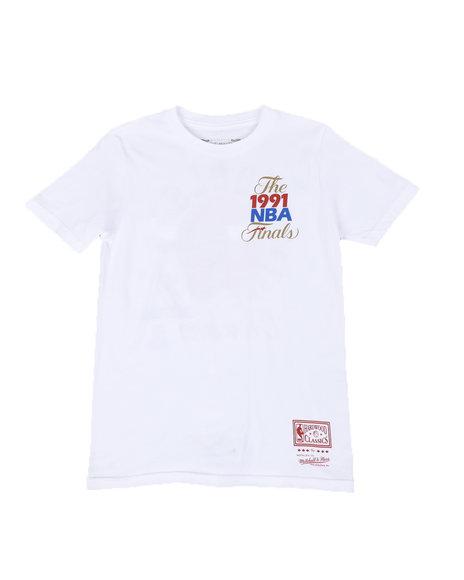 Mitchell & Ness - 1991 NBA Finals T-Shirt (8-20)