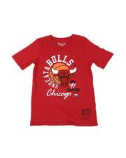 Mitchell & Ness - UnbeataBulls '91 T-Shirt (8-20)-2585402