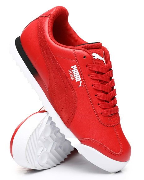 Puma - Ferrari Race Roma Jr. Sneakers (4-7)