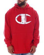 Champion - Script C Pullover Hoodie (B&T)-2584790