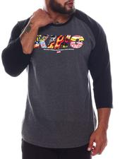 AKOO - Sporty Raglan T-Shirt (B&T)-2584872