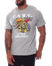 Hustle Gang - Bomber Bear T-Shirt (B&T)-2585079