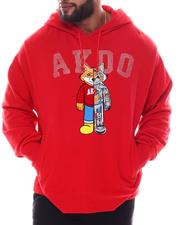 AKOO - Intent Pullover Hoodie (B&T)-2585102