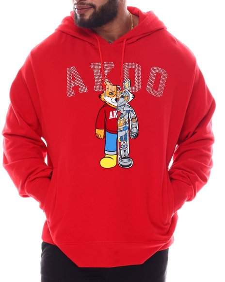 AKOO - Intent Pullover Hoodie (B&T)