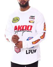 AKOO - Sponsored Long Sleeve Tee (B&T)-2585611