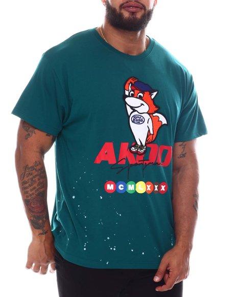 AKOO - Salute Knit T-Shirt (B&T)
