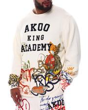 AKOO - Private School Graffiti Sweater (B&T)-2584921