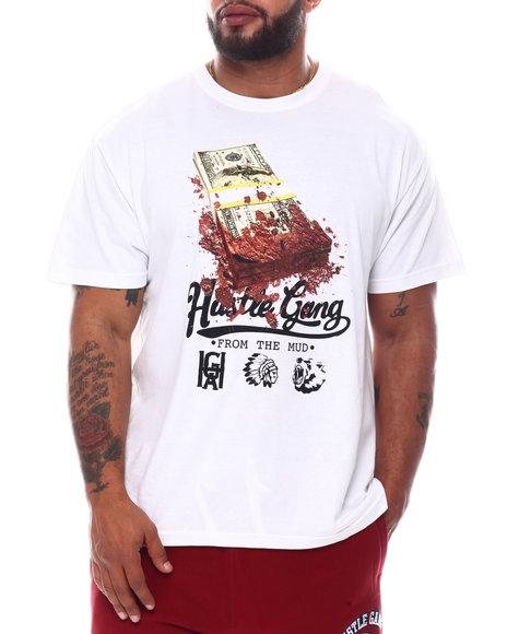 Hustle Gang - Dirty Money T-Shirt (B&T)