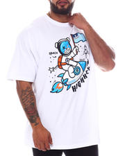 Short-Sleeve - Space Bear T-Shirt (B&T)-2585624