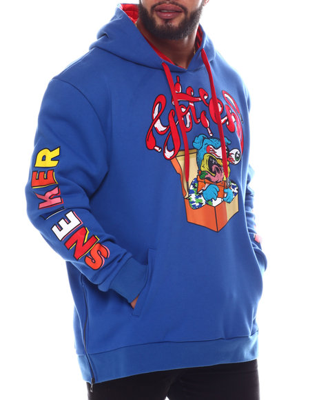 Makobi - Sneaker Junkie Hoodie (B&T)