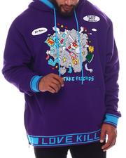 Makobi - Love Kills Hoodie (B&T)-2585929