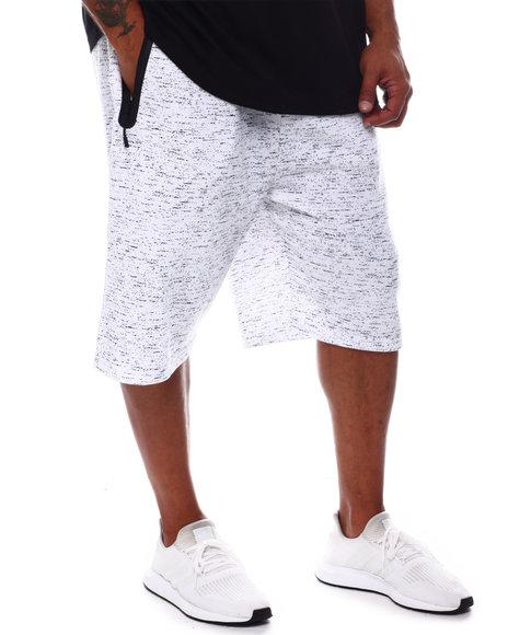Brooklyn Cloth - Heat Seal Zip Shorts (B&T)