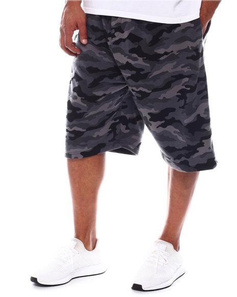 Brooklyn Cloth - All Over Print Camo Shorts (B&T)