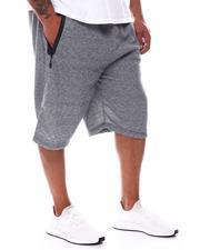Brooklyn Cloth - Heat Seal Zip Shorts (B&T)-2586006