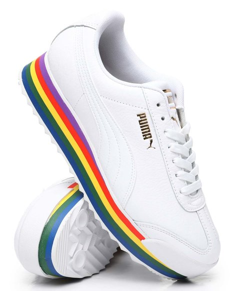 Puma - Roma Amor Rainbow Sneakers