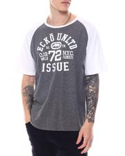 Men - S/S Slub Raglan Sleep Top-2586427
