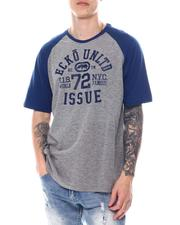 Men - S/S Slub Raglan Sleep Top-2586439