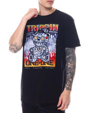Buyers Picks - Trippin Teddy Velour Tee-2586502