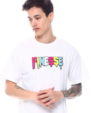 Buyers Picks - Finesse Chenille Tee-2586479