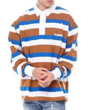 X-LARGE - Stripe Knit Rugby-2584506