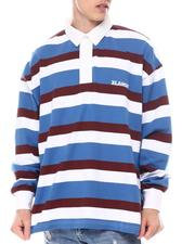 X-LARGE - Stripe Knit Rugby-2584519