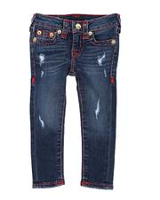 Girls - Halle Big T Jeans (2T-4T)-2586073